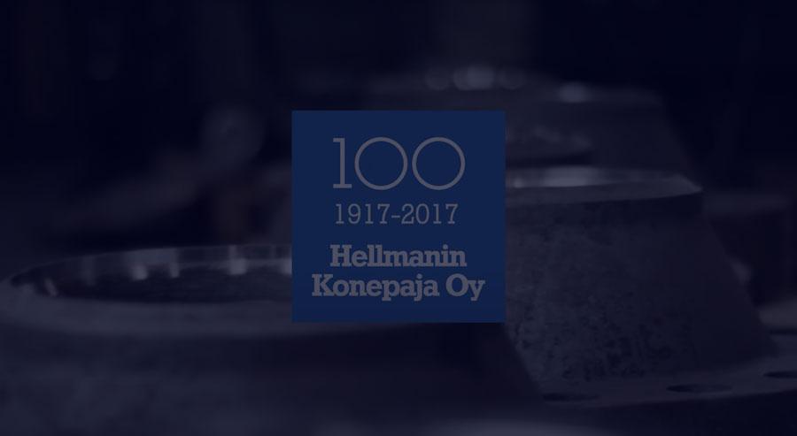 Hellmanin Konepaja 100v